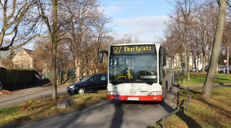 Bus 127 Köln