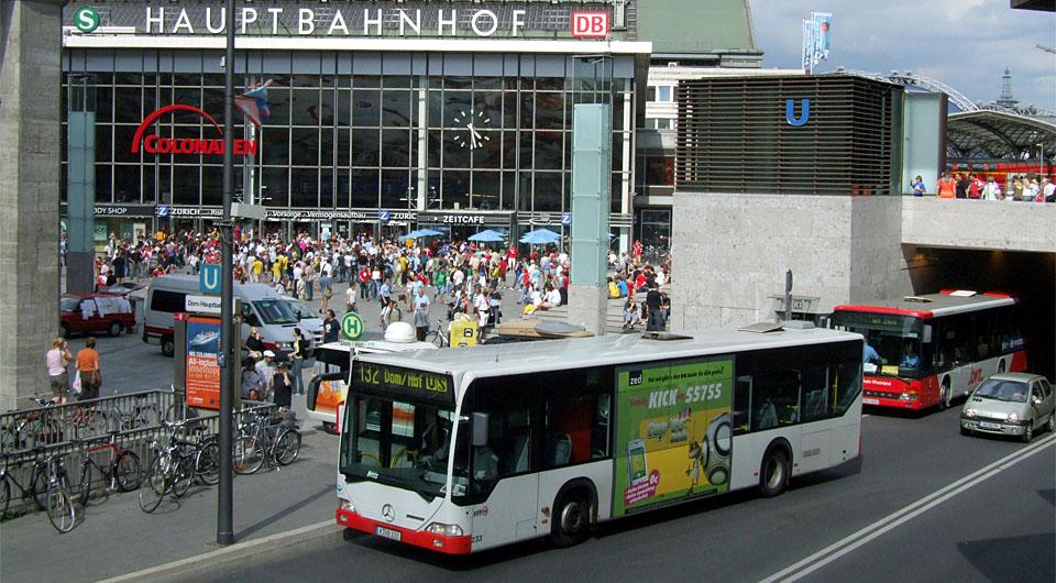 Kvb Bus 132
